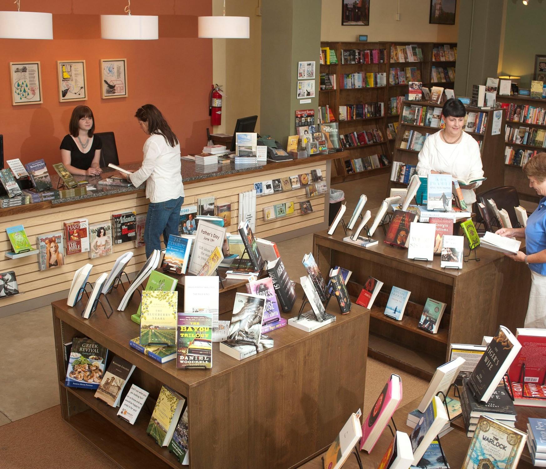 Hub City Bookshop
