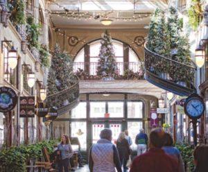 Grove Arcade's Winter Wonderland