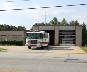 City of Spartanburg Fire Station 5