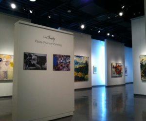 Spartanburg Art Museum Exhibit