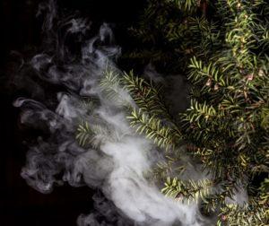 E-Cigarette Smoke