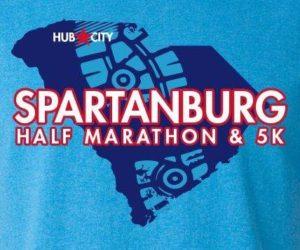 Spartanburg Half Marathon & 5K