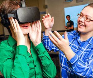 Virtual Reality at Wofford