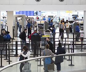 TSA Checkpoint