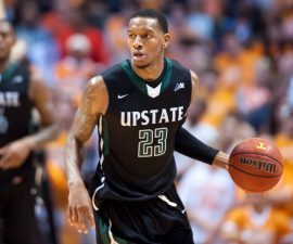 Torrey Craig, via USC Upstate
