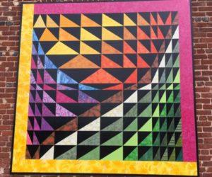 Quilt by Heidi Wolko