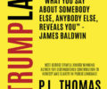 Trumplandia book cover.